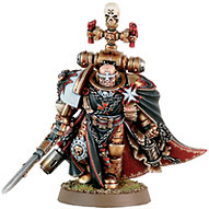 Black Templar High Marshal Helbrecht