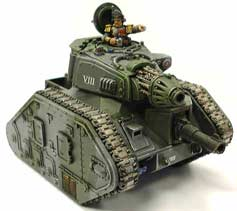 Imperial Guard Leman Russ Executioner