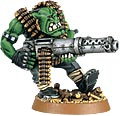 Ork Big Shoota Boy