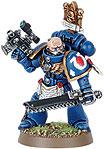 Ultramarine Veteran